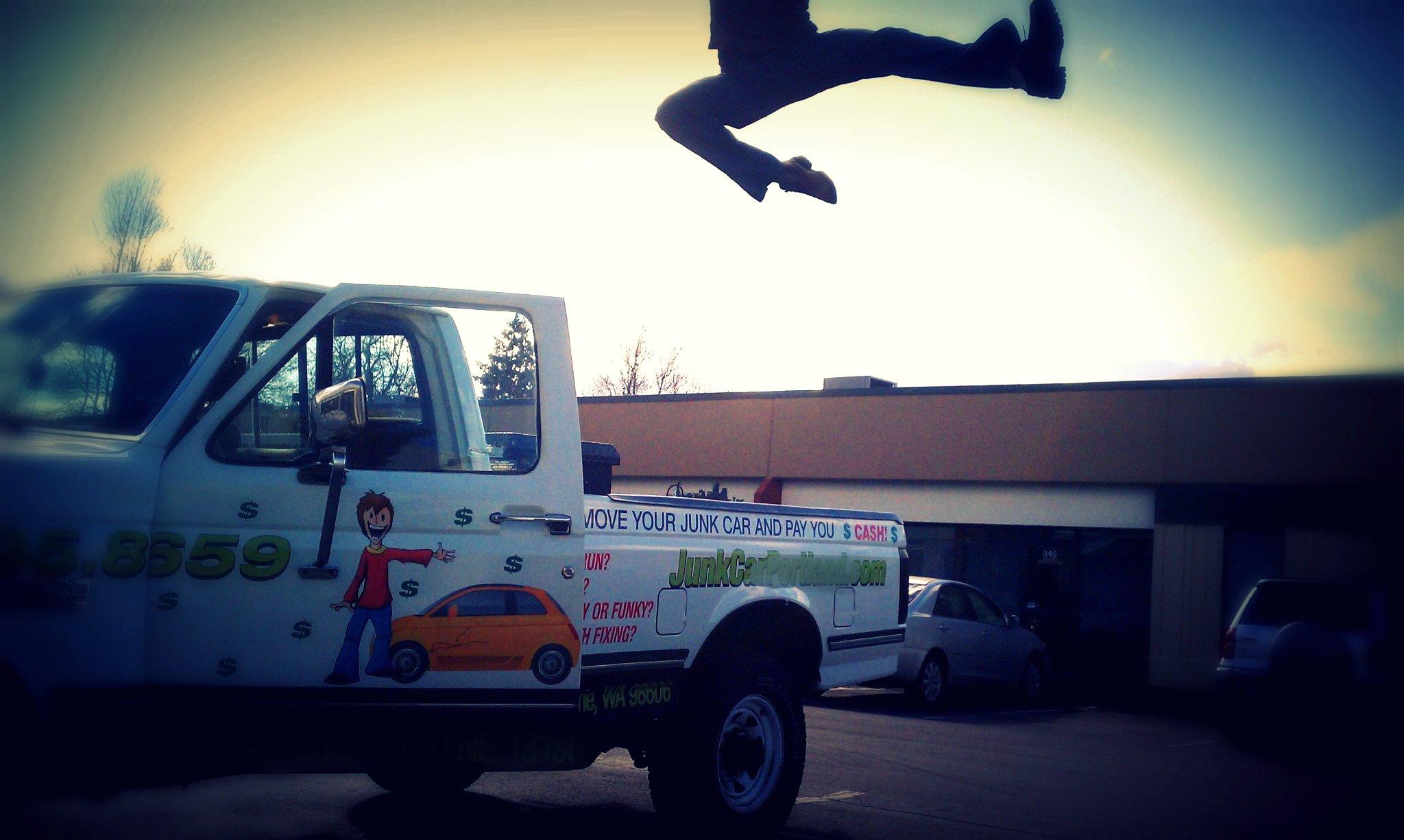Junk Car Dallas - Cash For Cars